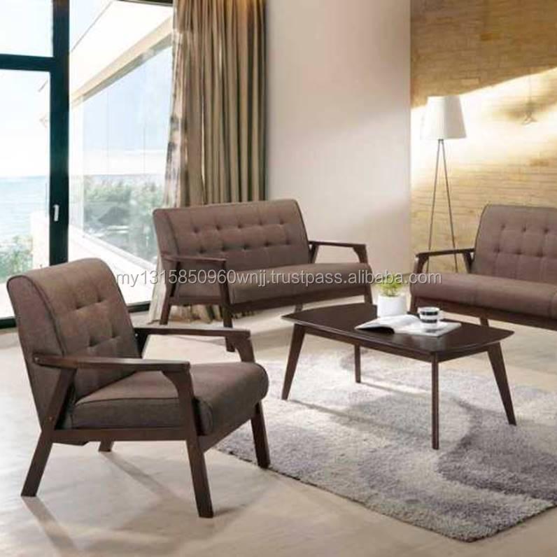 Modern Latest Design Fabric Sofa Set