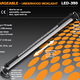 LED 200 Rechargeable - Under hood Worklight