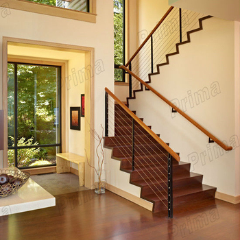Cable Stairs Wooden Steps Staircase Anti Slip Granite Stairs View Anti Slip Granite Stairs Prima Product Details From Shenzhen Prima Construction