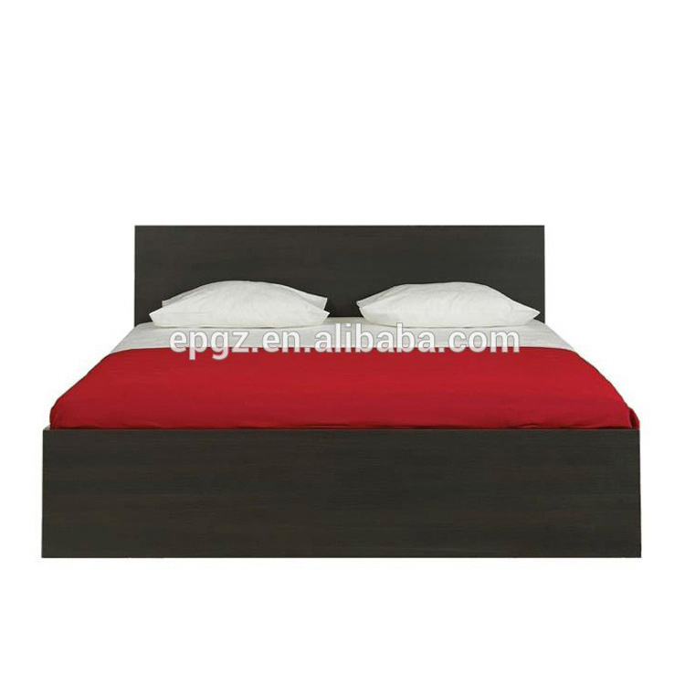 Black Mdf Melamine Board Luxury Royal Bedroom Furniture Luxurious King  Bedroom Furniture Sets Of Mdf Bed - Buy Luxurious King Bedroom Furniture ...