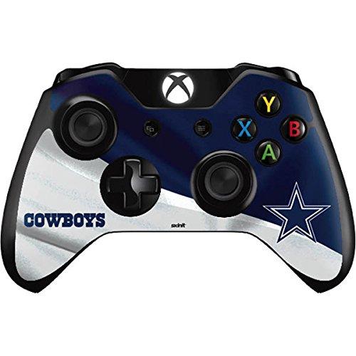NFL Dallas Cowboys Xbox One Controller Skin - Dallas Cowboys Vinyl Decal Skin For Your Xbox One Controller