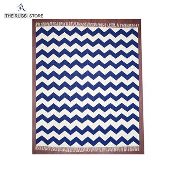 Hand Woven India Wool Rug 9x11 Feet