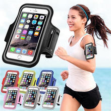 Waterproof Sport Armband Case for iphone 6 6s i6 Gymnasium Activities Accessories Running Phone Pouch Cover Arm Band