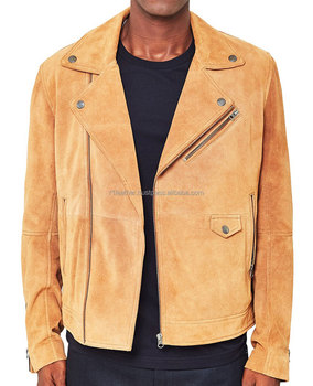 Brown Suede Western Leather Jacket For Men Buy Suede Leather