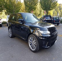 <span class=keywords><strong>LAND</strong></span> <span class=keywords><strong>ROVER</strong></span> RANGE <span class=keywords><strong>ROVER</strong></span> SPORT SVR Benzine V8 SUPERCHARGED 550HP (2017) gloednieuwe ref. 1882