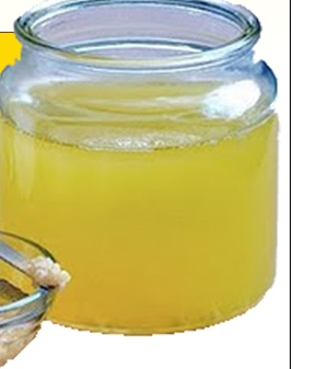 Organic and pure grade Vegetable Ghee