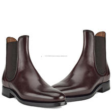 Goodyear welted Chelsea Boot