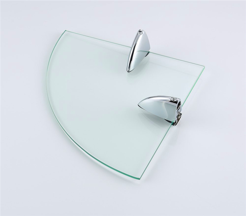 Household is essential  multipurpose security glass shelf