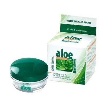Day Face Cream Aloe Vera For Normal And Dry Skin Paraben Free Private Label Available Wholesale White Label Buy Aloe Vera Cold Cream White Label Prices Private Label Prices