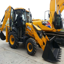 new Japan construction machinery jcb 3cx wheel cheap backhoe loader