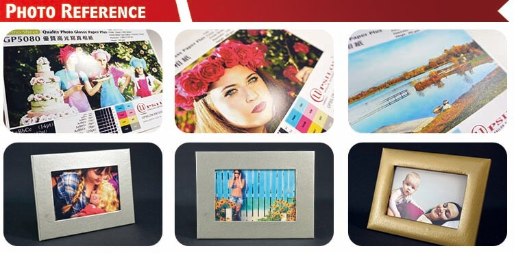 Waterproof High Quality Vivid Color Glossy Photo Paper