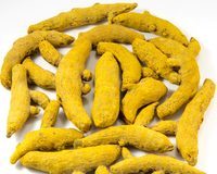 100% Natural Dried Turmeric Finger