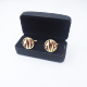 Cuff Links & Tie Clips Jewelry Custom made men cufflinks for shirt wholesale china cufflink manufacturer