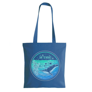 Beautiful Reusable Calico Tote Bags Promotion
