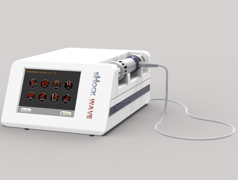 2018 ポータブルショックウェーブ療法機械