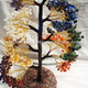 Chakra stones 1400 BDS Gemstone Tree home decoration purpose : beautiful agate trees