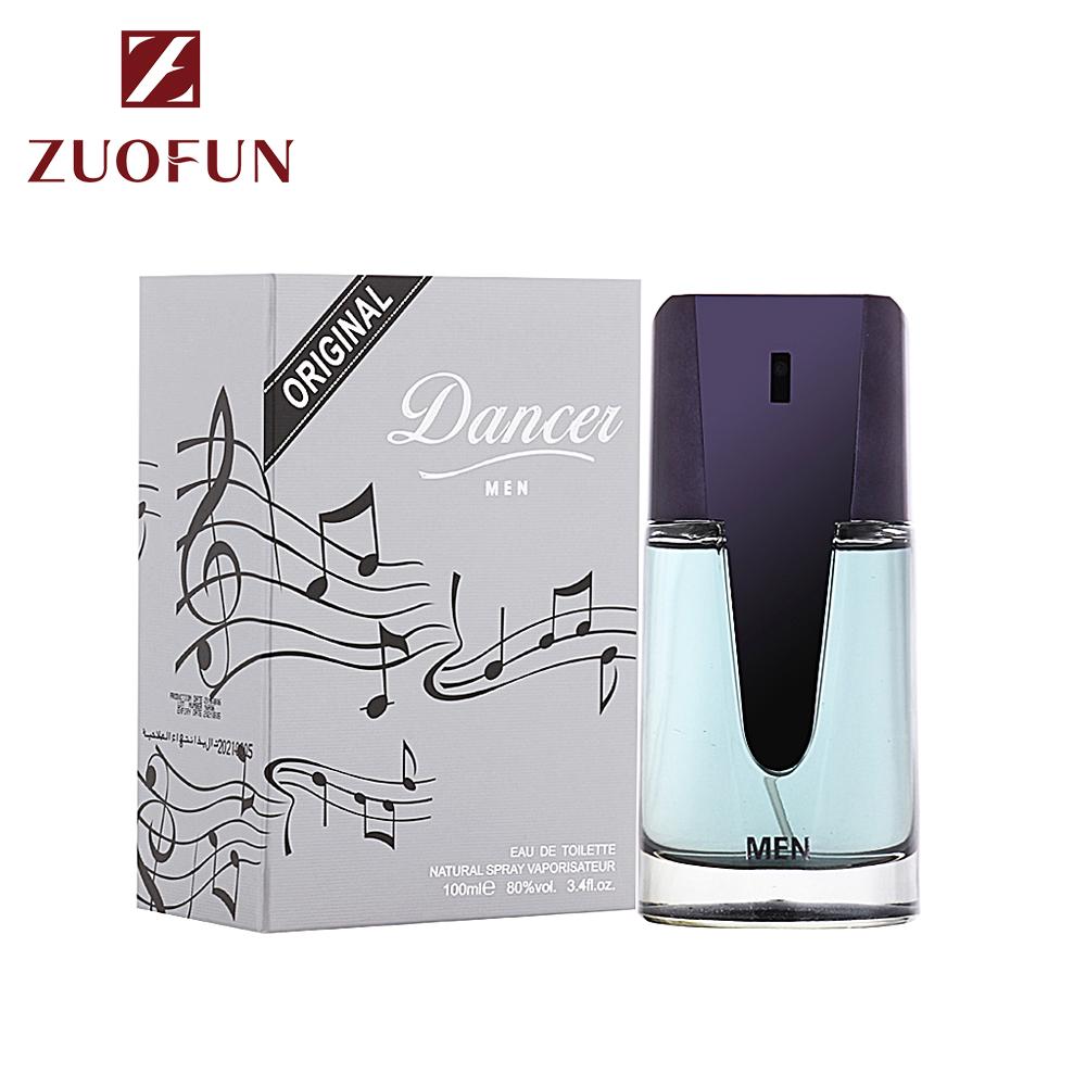 ZuoFun 2018 新カミング工場価格ホット販売ケルン香り男香水男性