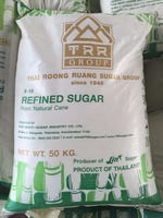White Crystal Sugar Refined cane sugar/icumsa 45