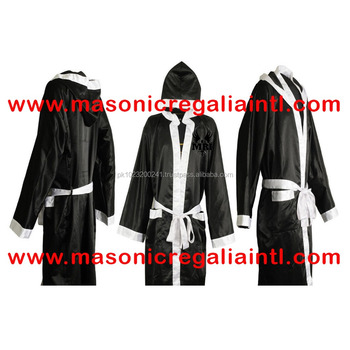 19e67d2209 New Boxing Gown With White Robe - Buy ...
