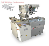 Overwrapping Envelope Type Box Packaging Machine