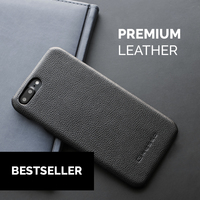 2017 Popular Cell Phone Real Genuine PU Leather Back Cover Case for Apple iPhone 8 7 6s 6 Plus Custom Wholesale OEM