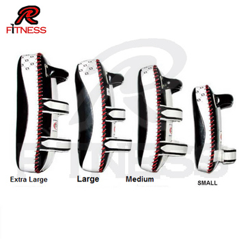 Custom Color | Custom Size | Custom Logo Kick Pads - Professional Company Wholesale Comfortable Taekwondo Double Kick Grip Pads