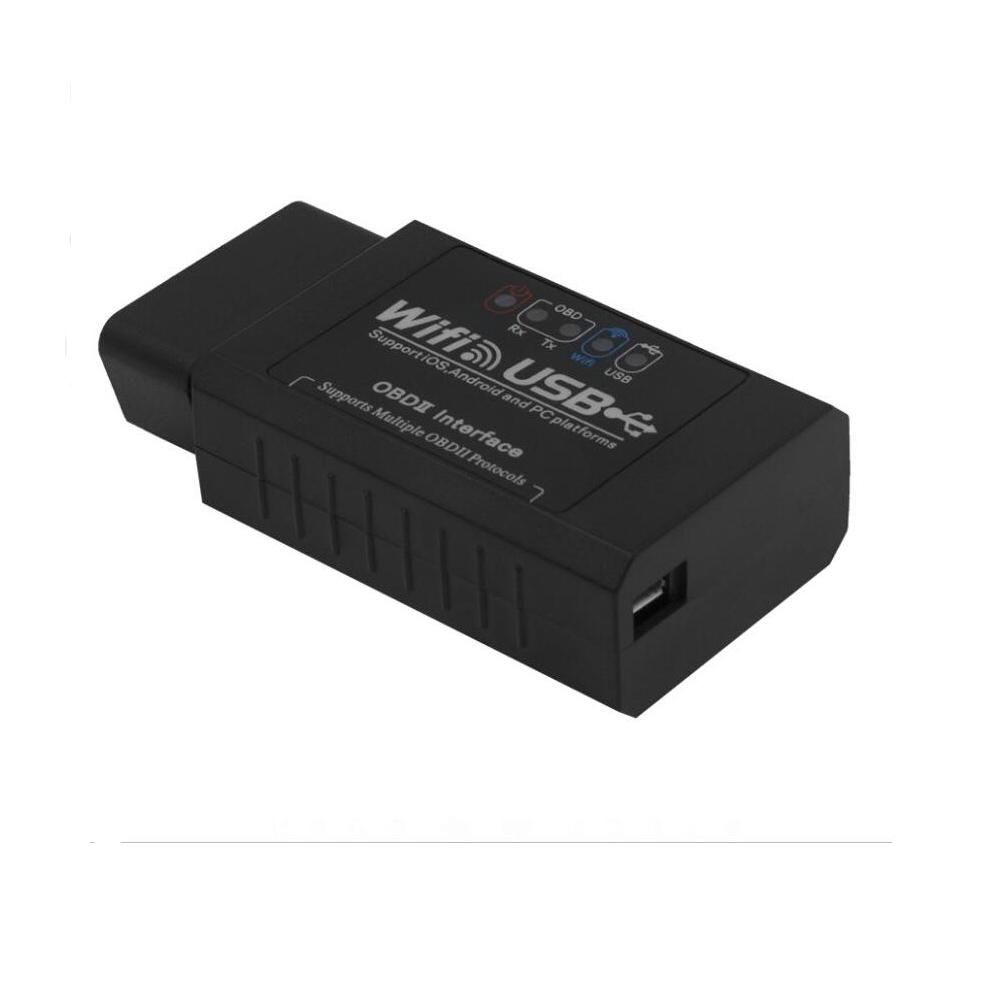 Elm327 Wifi+usb Ftdi Chip Code Reader Hs Can/ms Can Switch Optional Elm 327  Car Obd2 Diagnostic Tool - Buy Wifi Elm327,Car Scanner,Elm 327 Car Obd2