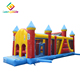 fun bouncy castle jumper course inflatable obstacle course for adults