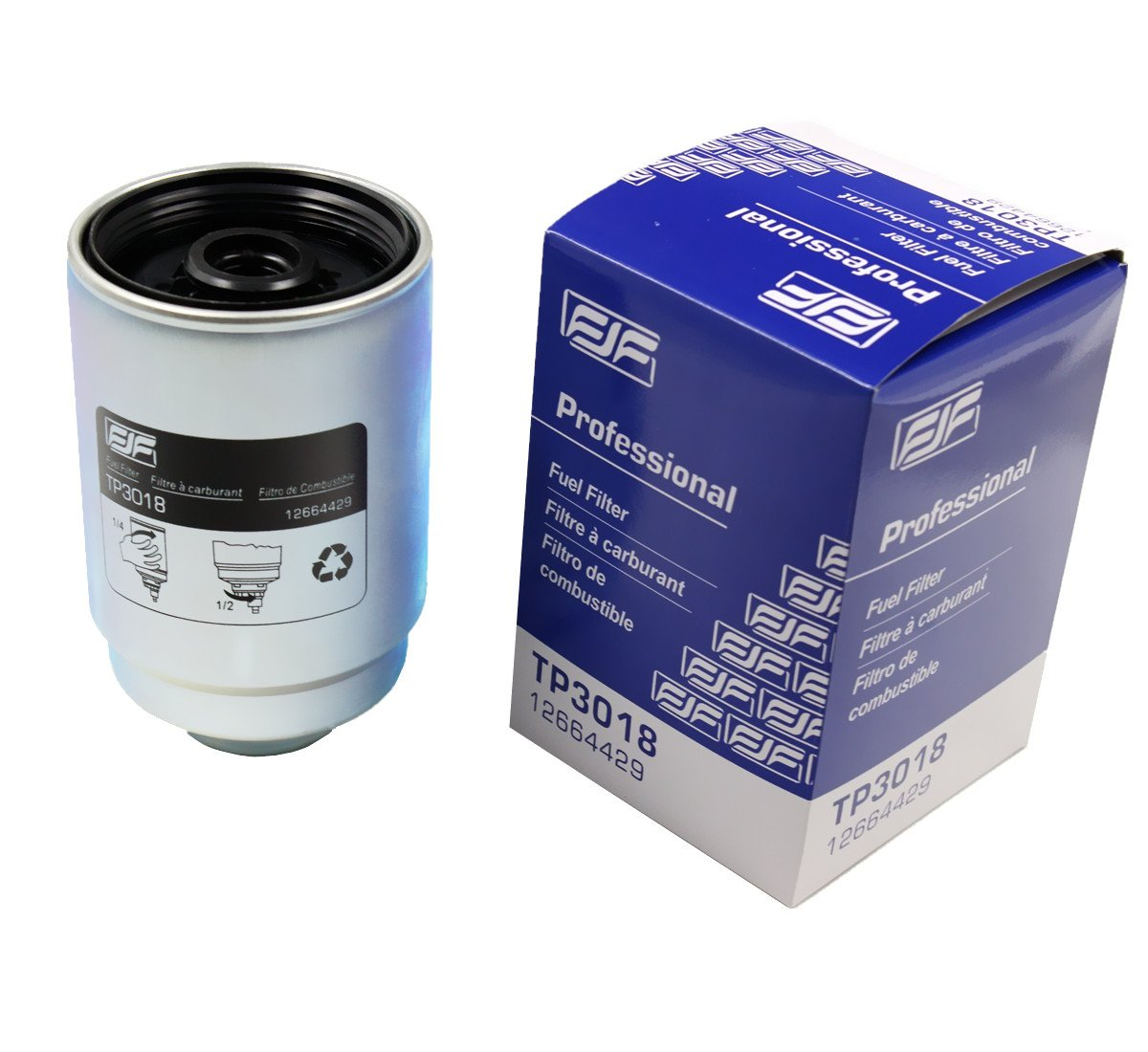 Cheap Duramax Fuel Filter Find Deals On Line At 02 Chevy Housing Get Quotations Ifjf Tp3018 With Seals For And Gmc 66l Diesel
