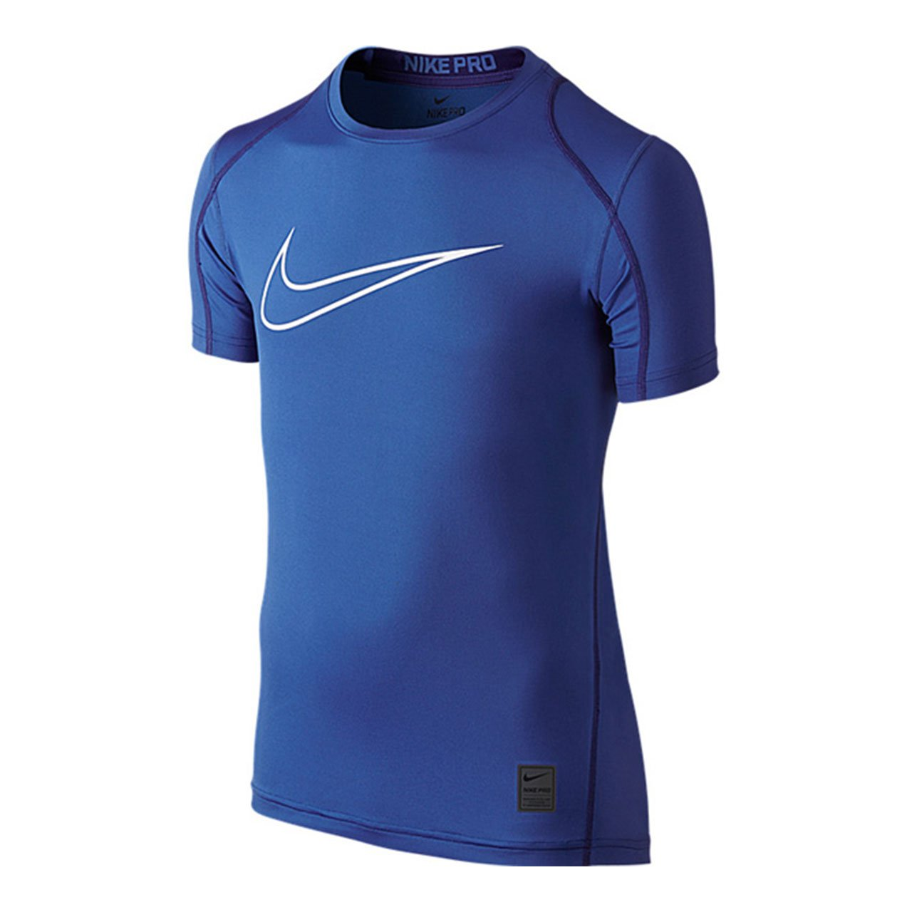 3427706bda7d1 Get Quotations · NIKE Boys  Pro Fitted HBR Short Sleeve Shirt