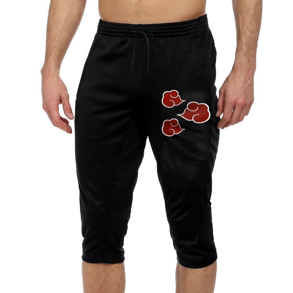 YKARITIANNA Mens Jersey Short with Pockets 2019 New Short Soft Pants