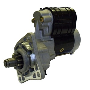 Starter Motor for PERKINS 2873A016 2873A105 26153 LRS00138 63227419 MSN181 11.130.795 AZJ3324 ISO795