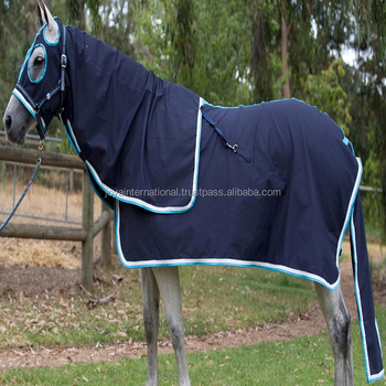 Horse Summer Rugs Show Set Top Quality Cotton Rug Fancy Hot Product On