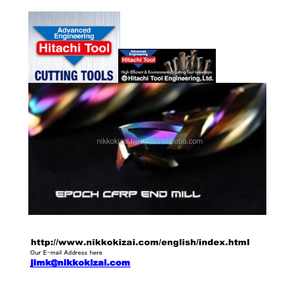 Durable made in japan ball nose endmill and Hitachi end mill for Hitachi Tool for mold at good price on alibaba Europe