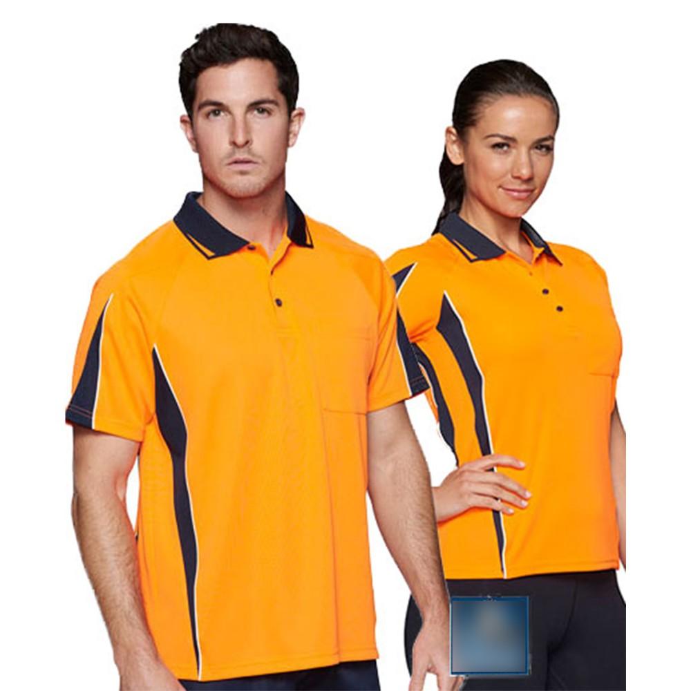 Orange Reflective Safety Polo Shirt Buy Men Reflective Polo Shirts