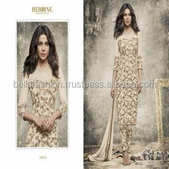 4680297864 Latest Indian and Pakistani Woman Wear Designer Floor Length Straight Suits  Dress