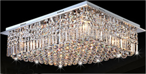 crystop clear k9 crystal chandelier dining room light fixtures