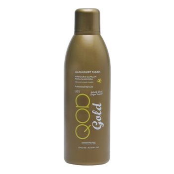 BRAZILIAN KERATIN - QOD GOLD ALQUIMIST (Free Forlmodehyde Keratin Treatment)
