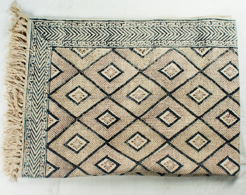 Carpets Rugs Hand Block Print Indian