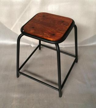 Charmant Vintage Metal Bar Stools, Cheap Industrial Furniture