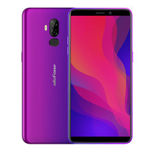 Ulefone Power 3L 2 GB 16 GB Android 8.1 Smartphone 6350 mAh MT6739 <span class=keywords><strong>Quad</strong></span>-core 720*1440 6,0- zoll 8MP + 2MP fingerprint scanner telefon