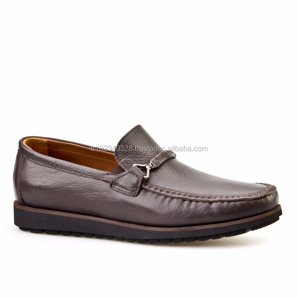 Shoes Leather Men Leather Loafer Men 405M011 fIaaFxwd