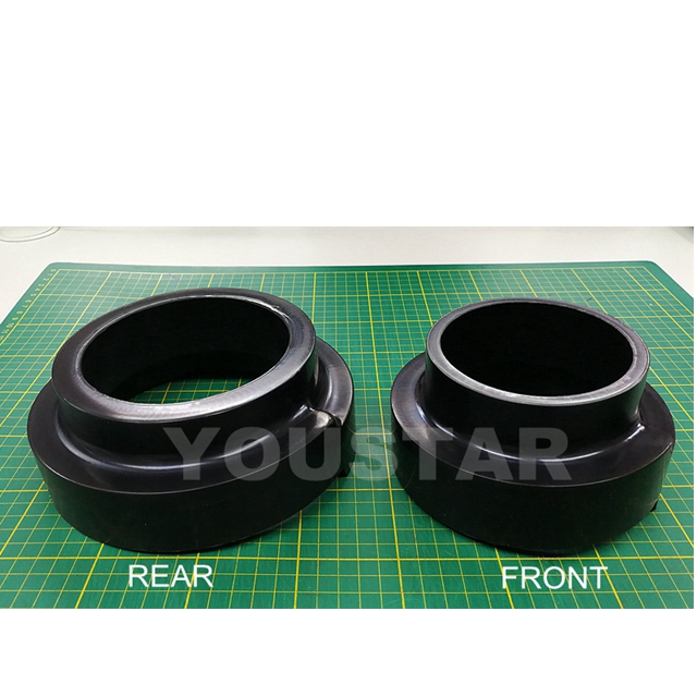 ONLY X2 REAR Spring Spacers 40MM for Mercedes G Class W463 W461 Professional