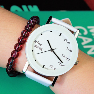 Hot Seller YAZOLE 250 Simple Korean Style Popular Couple Students Quartz Watches