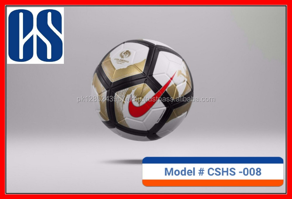Official size & weight football nike Copa America Soccer ball importers