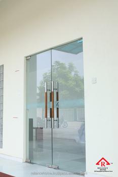 Reliance Home Malaysia VVP/Dorma Glass Swing Door & Reliance Home Malaysia Vvp/dorma Glass Swing Door - Buy Glass Swing ...