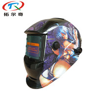 Cheap Price Free PP Protective Lens German Arc Large View Welding Helmet Manufacturer