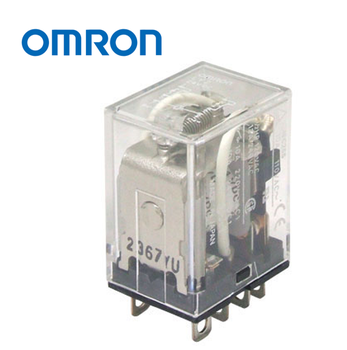Omron Timer Relay Wiring Diagram on