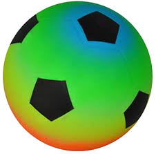 Soccer ball - Neon soccer ball for kids