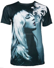 Women Custom Sublimation Print T Shirts Home T Shirts Sublimation T Shirts